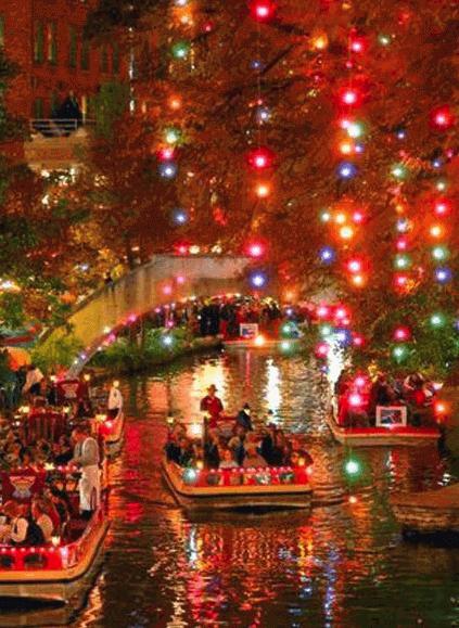 Christmas Activities San Antonio 2020 Holiday Lights on the River Walk   FREE   San Antonio River Walk